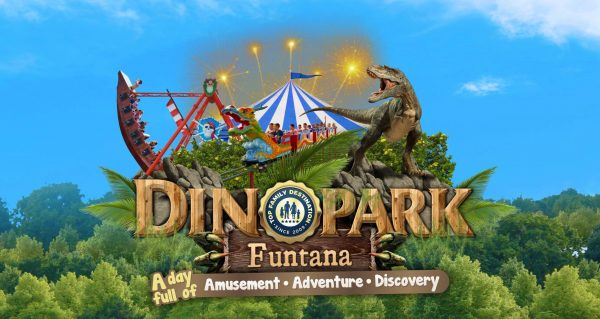 Dinopark Funtana Cover