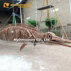 Himalayasaurus skeleton