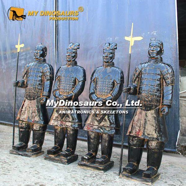 Terra Cotta Warriors statue 1