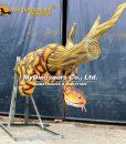 animatronic snake