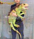 lizard puppet 1