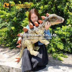 stegosaurus puppet