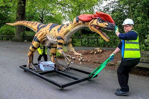 GIANT! Monster Predators Exhibition5