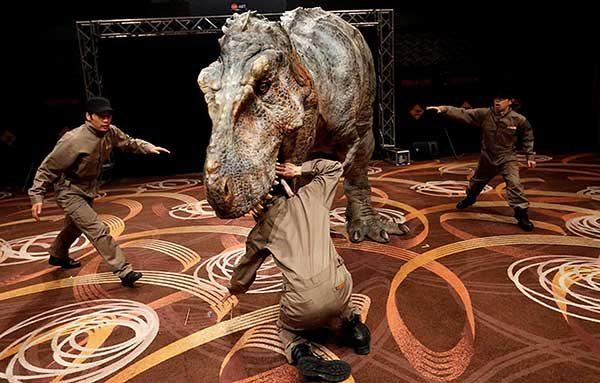 GIANT! Monster Predators Exhibition7