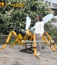 animatronic big wasps 2