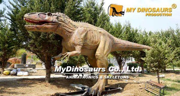 Giganotosaurus animatronic