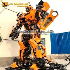 Huge Transformers Robot 4