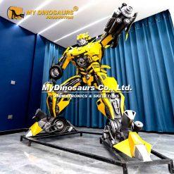 Huge Transformers Robot 5