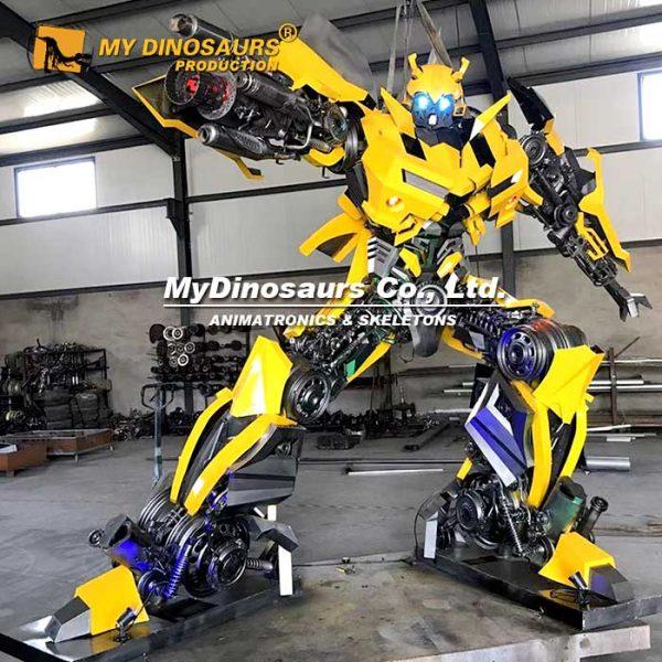 Huge Transformers Robot 7