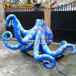 Animatronic Octopus 1