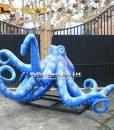 Animatronic Octopus 2
