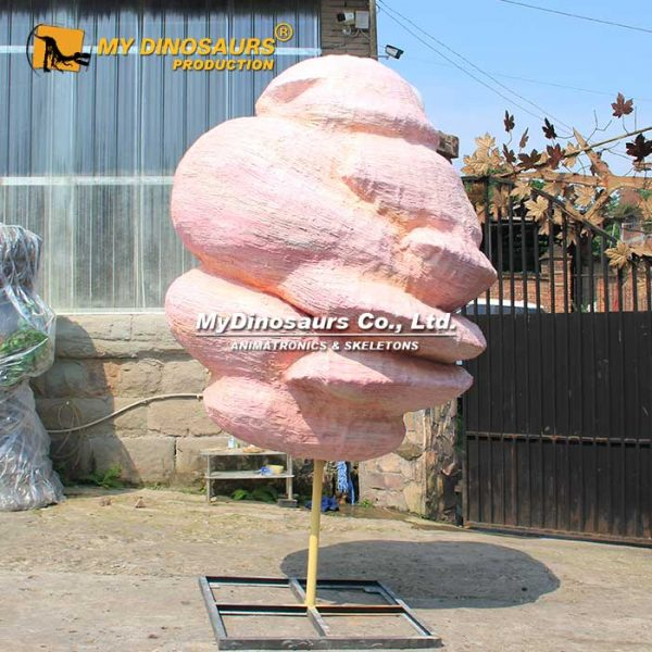 Candy floss Statue 1
