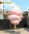 Cotton Candy Statue