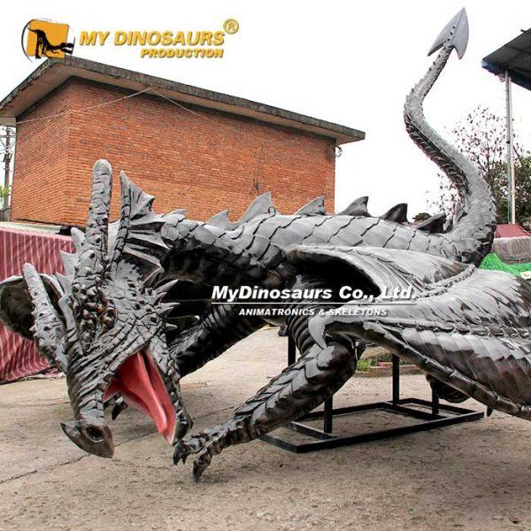 Large miniature flying dragon 1