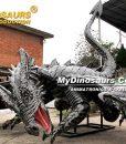 Large miniature flying dragon 4