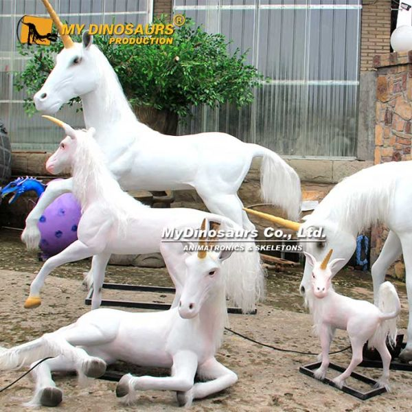 animatronic unicorn 3