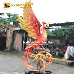 Animatronic Phoenix 1