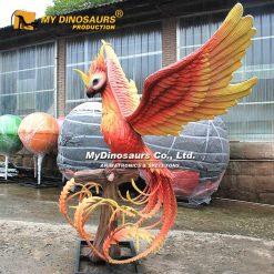 Animatronic Phoenix 2