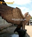Fiberglass eagle statue 1