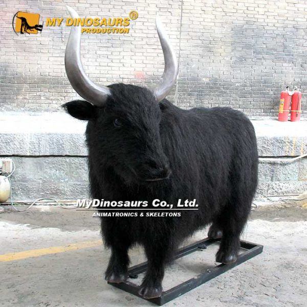 animatronic yak 2