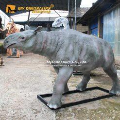 Animatronic Paraceratherium 1