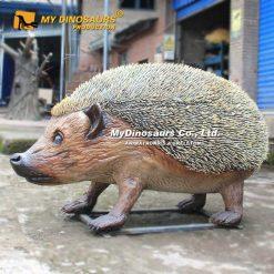 Hedgehog Statue 2