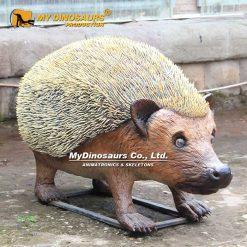 Hedgehog Statue