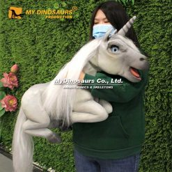 Unicorn Hand Puppet 3